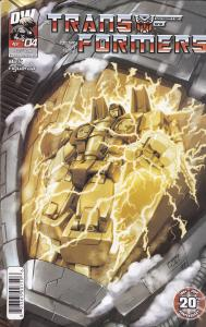 Transformers: Generation One #4