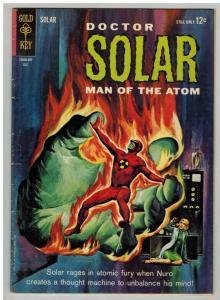 DOCTOR SOLAR (1962-1969 GK) 8 July 1964
