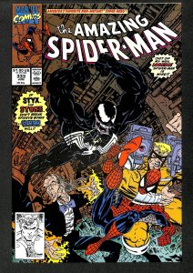 The Amazing Spider-Man #333 (1990)