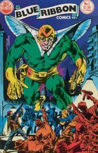 Blue Ribbon Comics (Vol. 2) #1 FN; Red Circle | save on shipping - details insid