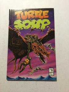 Turtle Soup 1 NM Near Mint
