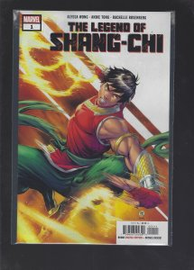 The Legend Of Shang Chi #1