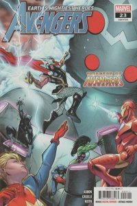 Avengers (July 2018 series) #23, NM (Stock photo)