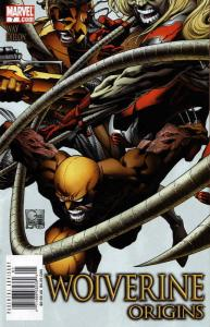 Wolverine: Origins #7 VF/NM; Marvel | save on shipping - details inside