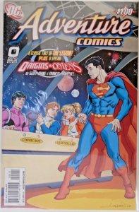 *Adventure Comics (2009; 2nd Series) #0-12, 516-520, Guardian Special (19 books)