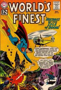 World's Finest Comics #125, Good+ (Stock photo)