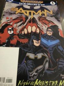 DC Rebirth Batman ComicFest #1 Special Edition Mint
