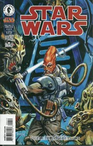 Star Wars - Republic #3,4,5,6  Prelude to Rebellion Parts 3 - 6