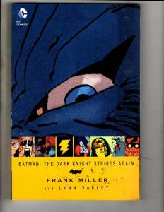 Batman: The Dark Knight Strikes Again DC Comics Graphic Novel Comic Book TPB MF5
