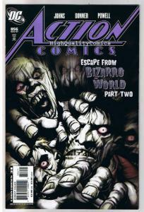ACTION COMICS #856, NM, Bizarro Superman, Eric Powell, Goon, more in store