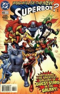 SUPERBOY (1993 DC) #65 NM-