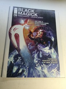 Black Magick 1 Vg Very Good 4.0 Image Comics