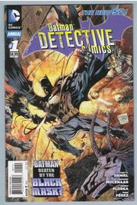 Detective Comics Annual 1 Oct 2012 NM- (9.2) - New 52