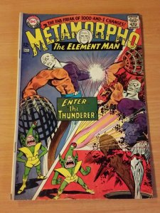 Metamorpho #14 ~ VERY GOOD - FINE FN ~ 1967 DC COMICS