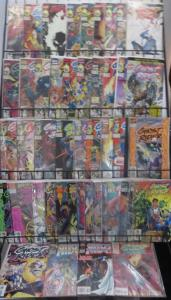 GHOST RIDER (1990) COLLECTION! 83 ISSUES! # 3,8,13-90,94 ANNUAL #1,2 Blaze, more