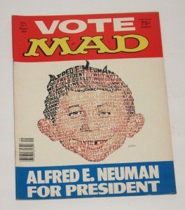 Mad Magazine #217 Vote September 1980 EC Publications VF
