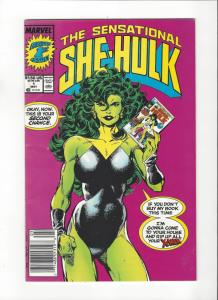 Sensational She-Hulk #1 (1989) John Byrne Art FN