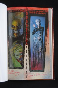 Hellraiser, Volume l, Leather Bound, Singed Clive Barker 499/500, John Bolton