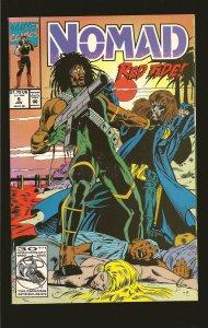 Marvel Comics Nomad #9 (1993)