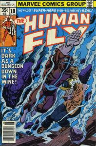 Human Fly, The #10 FN; Marvel | save on shipping - details inside