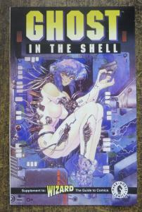 GHOST IN THE SHELL Wizard Magazine ashcan/mini-comic 1995, Masamune Shirow