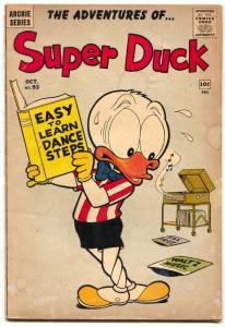 Super Duck #93 1960- Archie comics- Li'l Jinx VG-