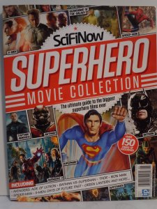 Superhero Movie Collection- The ultimate Guide to the Biggest Superhero Films