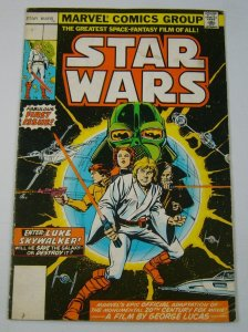 Star Wars #1 Alemar's Bookstore Edition  Philippines foreign marvel rare version