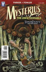 Mysterius #5 VF/NM; WildStorm | save on shipping - details inside
