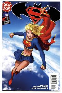 Superman/batman #13-Kara Becomes Supergirl-2004
