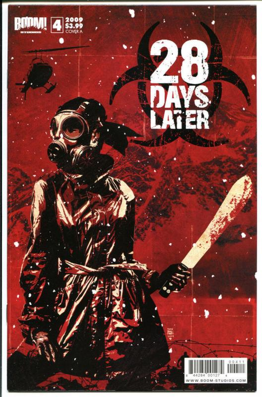 28 DAYS LATER 4, NM, Zombies, Horror, Walking Dead, 1st, 2009, more in store