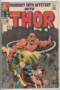Journey into Mystery #121 (Sep-65) FN/VF+ High-Grade Thor