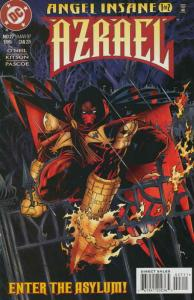 Azrael #27 VF/NM; DC | save on shipping - details inside