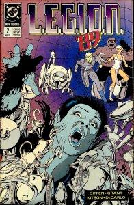 L.E.G.I.O.N. #2 (1989)