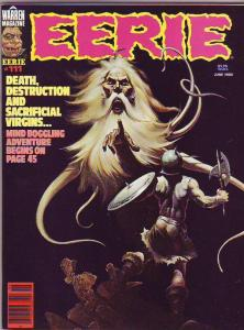 Eerie Magazine #111 (Jun-80) MT/MT- Super-High-Grade