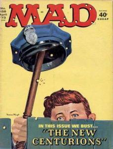 Mad (1952 series) #158, Fine+ (Stock photo)