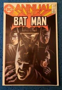 BATMAN Annual #9 The Four Faces of Batman - Jerry Ordway Art - 1985 NM 9.4