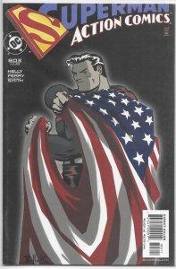 Action Comics   vol. 1   #803 VF/NM (The Harvest 2)