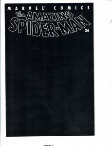 Amazing Spider-Man # 36 NM 1st Print Marvel Comic Book 9/11 Memorial CR56A