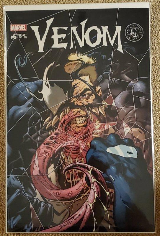 Venom #6 variant EXCLUSIVE