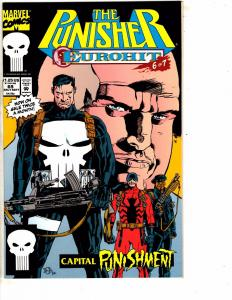 5 Marvel Comics Punisher 69 Gen X 2 Morituri 4 Wolverine Jungle Secret A 37 J208