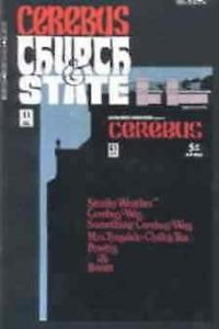 Cerebus: Church & State #11 FN; Aardvark-Vanaheim | save on shipping - details i