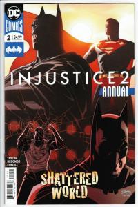 Injustice 2 Annual #2 Batman / Superman (DC, 2018) NM