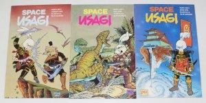 Space Usagi Yojimbo #1-3 VF/NM complete series - stan sakai - mirage comics set