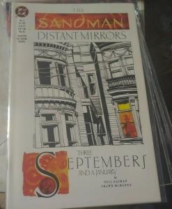 SANDMAN # 31  1991 DC COMICS NEIL GAIMAN   DISTANT MIRROS PT3 + 3 SEPTEMBERS
