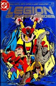 Legion of Super-Heroes #1 (1984)