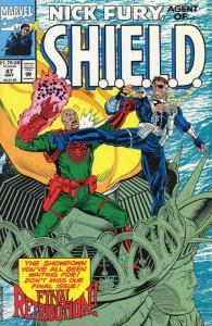 Nick Fury, Agent of S.H.I.E.L.D. (3rd Series) #47 VF/NM; Marvel | save on shippi