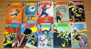 the Mark #1-6 VF/NM complete series + in america 1-4 - dark horse comics set