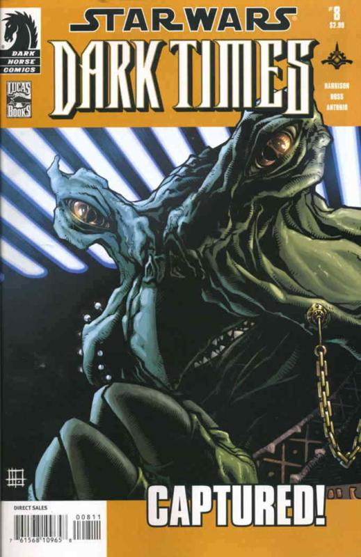 Star Wars: Dark Times #8 VF/NM; Dark Horse | save on shipping - details inside