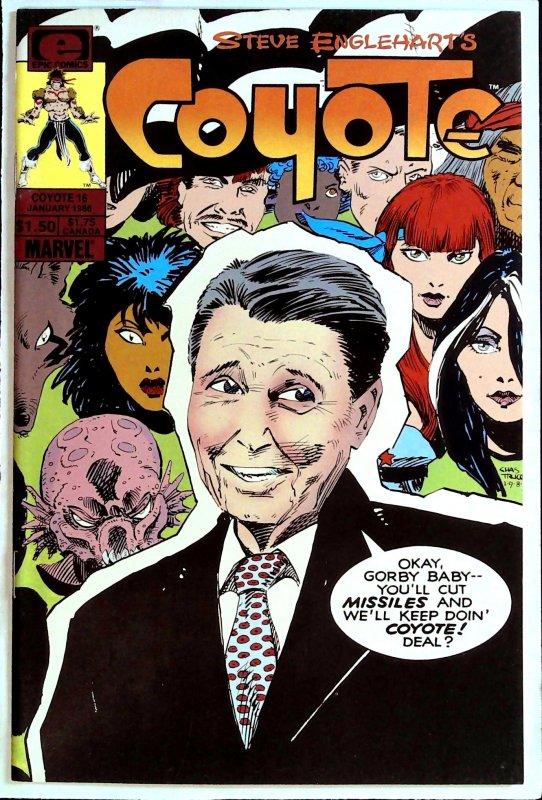 Coyote #16 (1986)